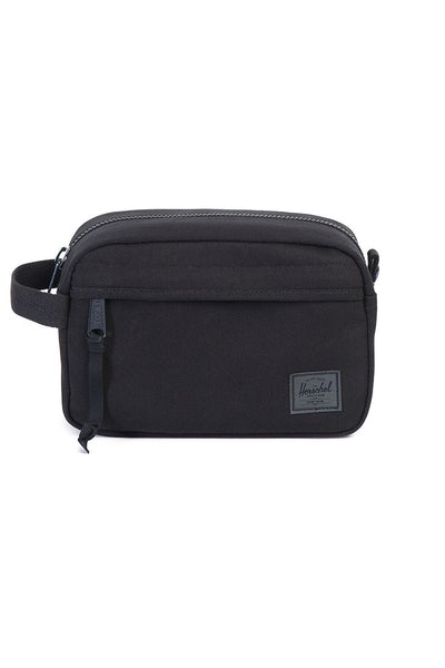 Herschel Supply Co Chapter Surplus Travel Kit Black