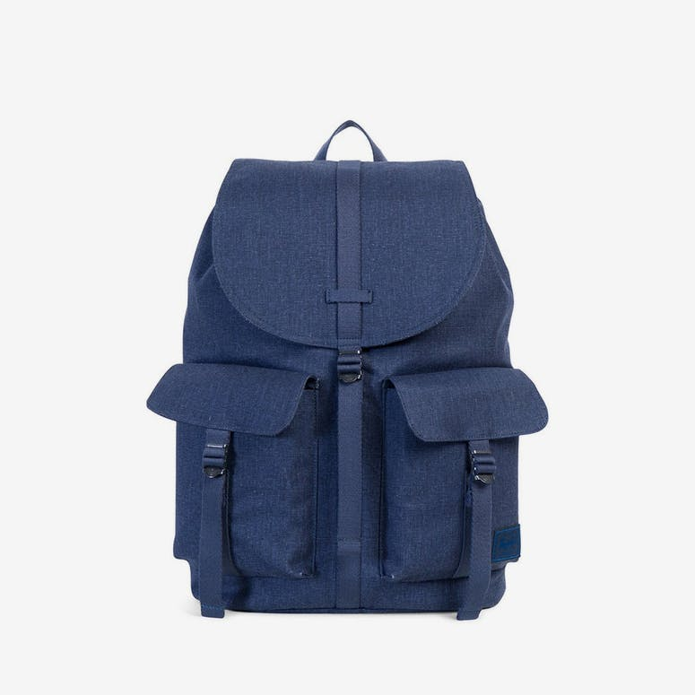be2dab5aa6 Herschel Supply Co Dawson Cotton Canvas Navy – Culture Kings