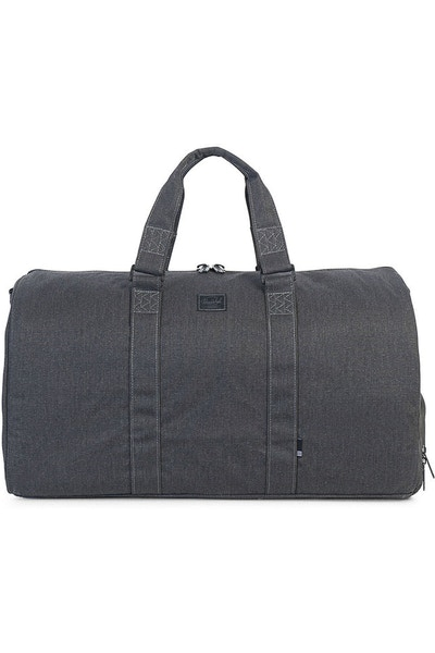 Herschel Supply Co Novel Cotton Canvas Black