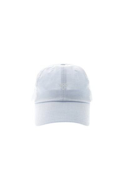 Diamond Supply Micro Brilliant Strapback Blue