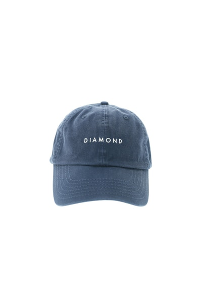Diamond Supply Leeway Sports Strapback Navy