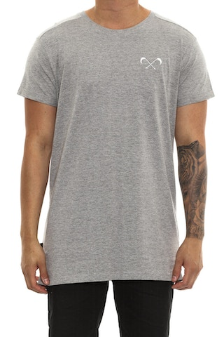 Saint Morta Scythe Embroidery Tee Grey