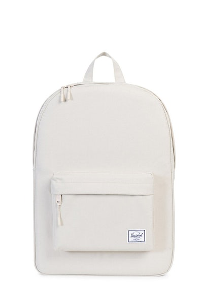 HERSCHEL SUPPLY CO CLASSIC BACKPACK CREAM