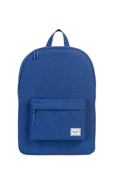 HERSCHEL SUPPLY CO CLASSIC CROSSHATCH BACKPACK ECLIPSE
