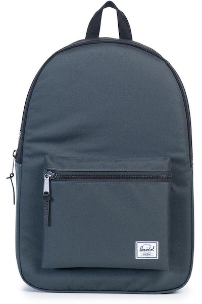 Herschel Supply Co Settlement Backpack Dark Grey/Black