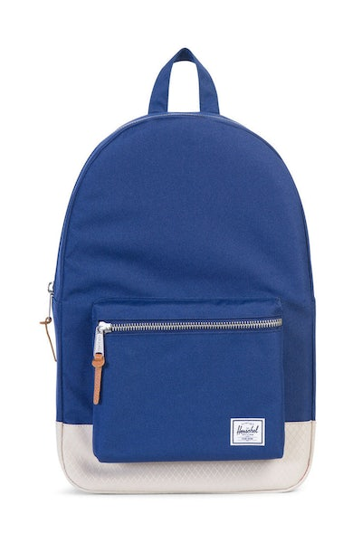 Herschel Supply Co Settlement Backpack Blue/Cream