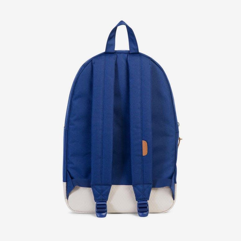 162ba27885 Herschel Supply Co Settlement Backpack Blue Cream – Culture Kings