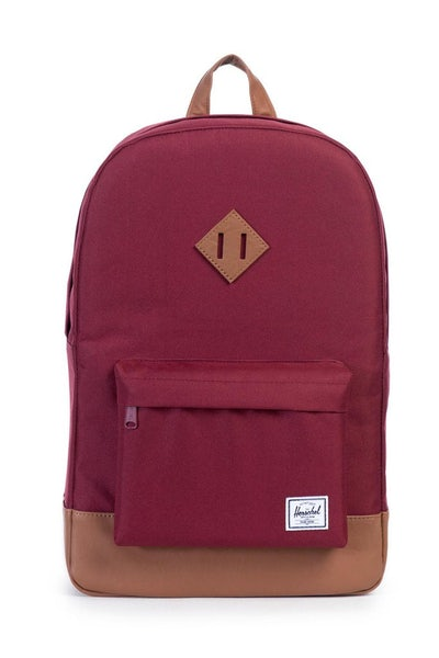 Herschel Supply Co Heritage Backpack Wine/Tan