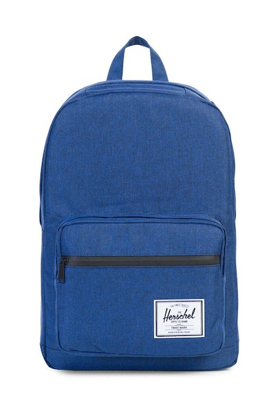 Herschel Supply Co Pop Quiz Crosshatch Backpack Eclipse