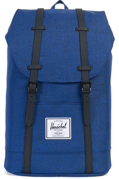 Herschel Supply Co Retreat Crosshatch Rubber Eclipse