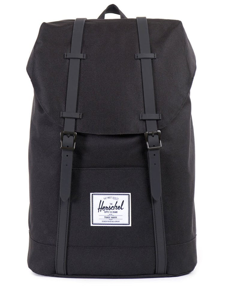 afe23cf6822 Herschel Supply Co Retreat Backpack Black Black – Culture Kings
