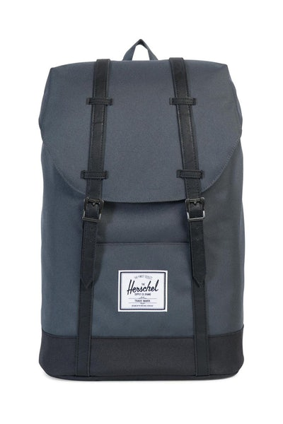 Herschel Supply Co Retreat Backpack Dark Grey/Black