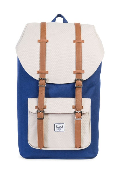 Herschel Supply Co Little America Backpack Blue/Cream