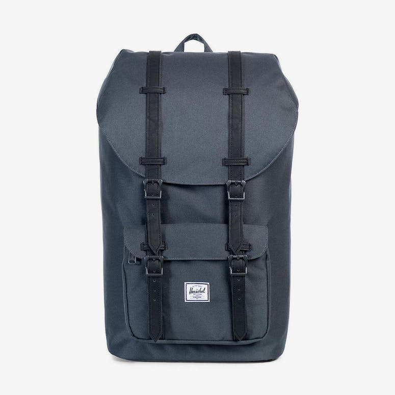 Herschel Supply Co Little America Backpack Dark Grey Black – Culture Kings f503125131eb2