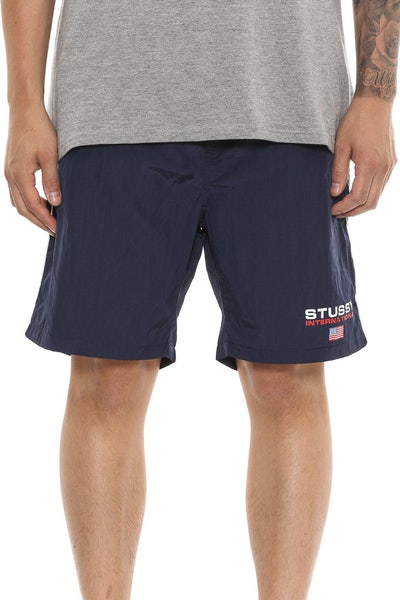 Stussy Int. Beachshort Navy