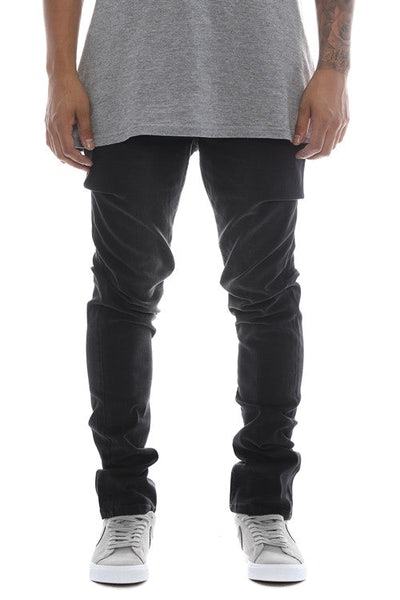 Carré Routine Slim Jeans Black