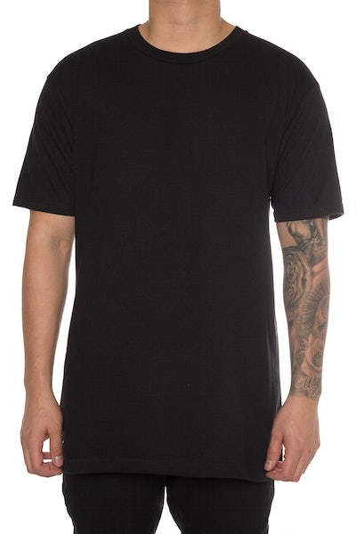 Team Cozy Box Tee Black