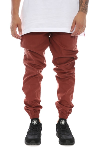 Fairplay Runner Jogger Brick Red