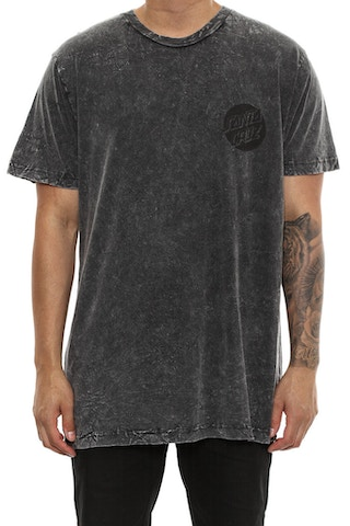 Santa Cruz PFM Skeleton Tee Grey