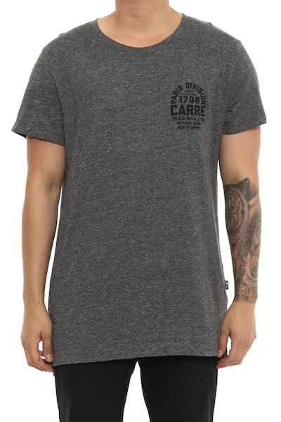 Carré French Connect Statique Tee Charcoal