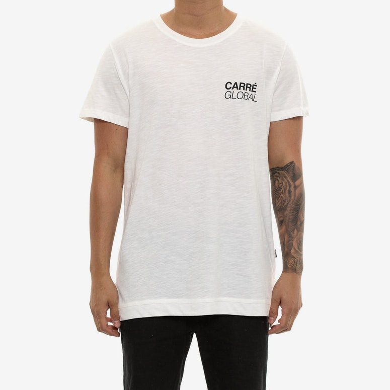 Carré Global Statique Tee Cream