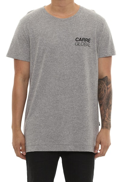 Carré Global Statique Tee Grey