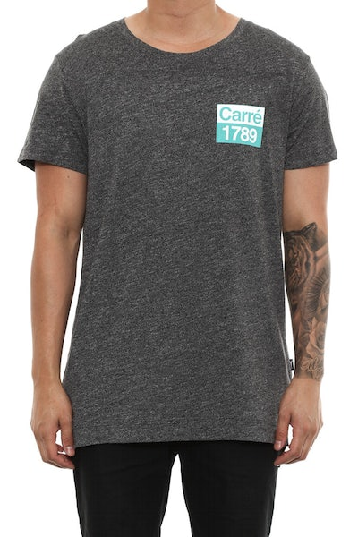 Carré Revolution Statique Tee Charcoal