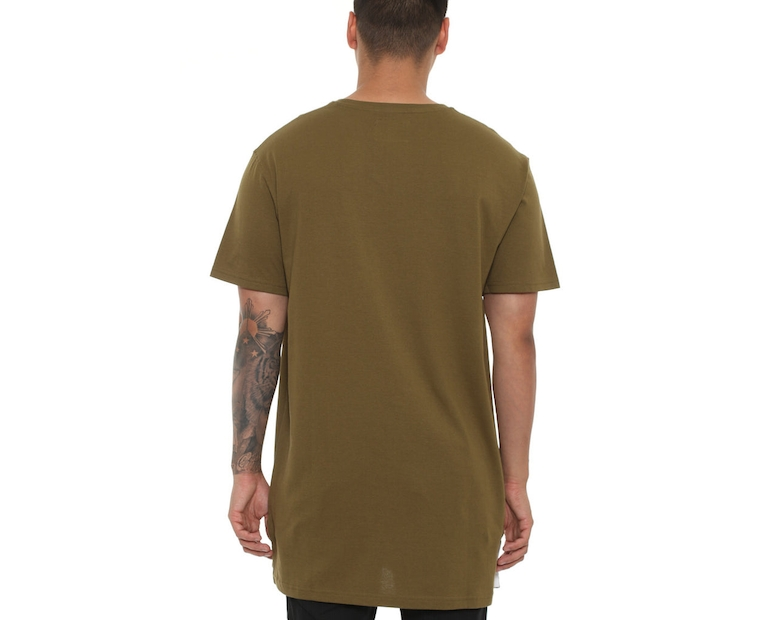 Carré Core Divise Tee Olive