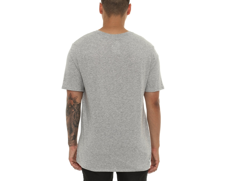 Nike SB Logo T-Shirt Grey/Red