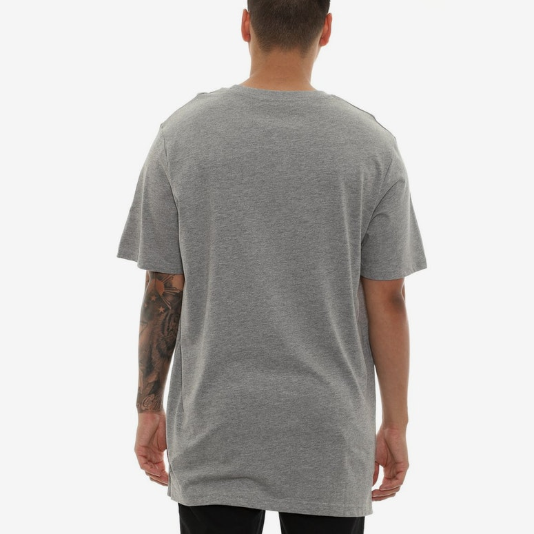 Last Kings Records Tee Grey