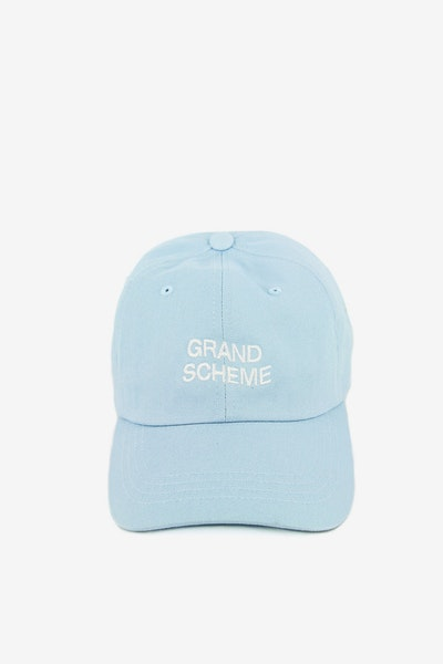 Grand Scheme Homage Dad Cap Light Blue