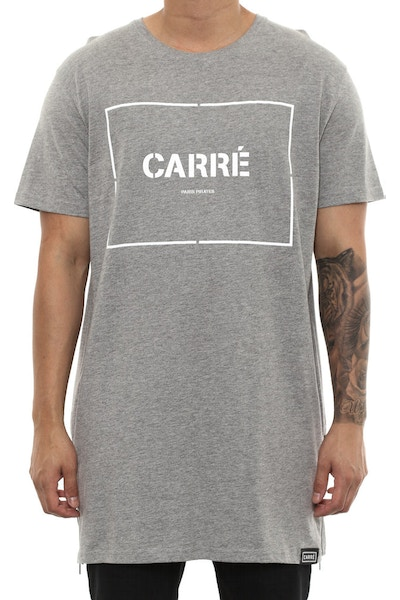 Carré Section Capone 2 Tee Grey