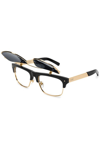 9Five Watson 2 Flip-Up Black/Gold