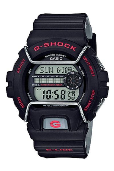 G-Shock GLS6900 G-LIDE Winter Sports Black
