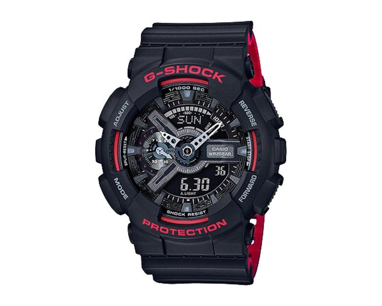 G-Shock GA110HR Heritage Series Black/Red