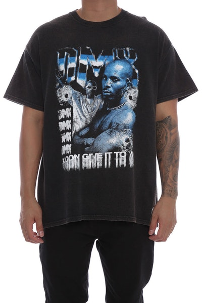 American Thrift DMX Ride Or Die Vintage Tee Black