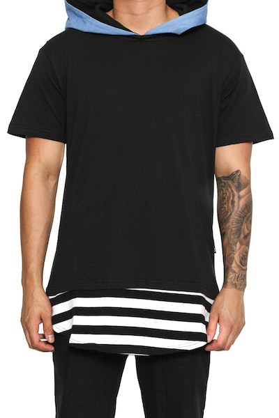 Chinga Clothing Ryan Tee Black