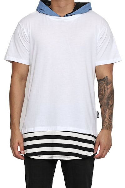 Chinga Clothing Ryan Tee White