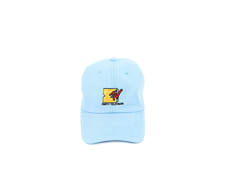 Goat Crew ETV Strapback Light Blue