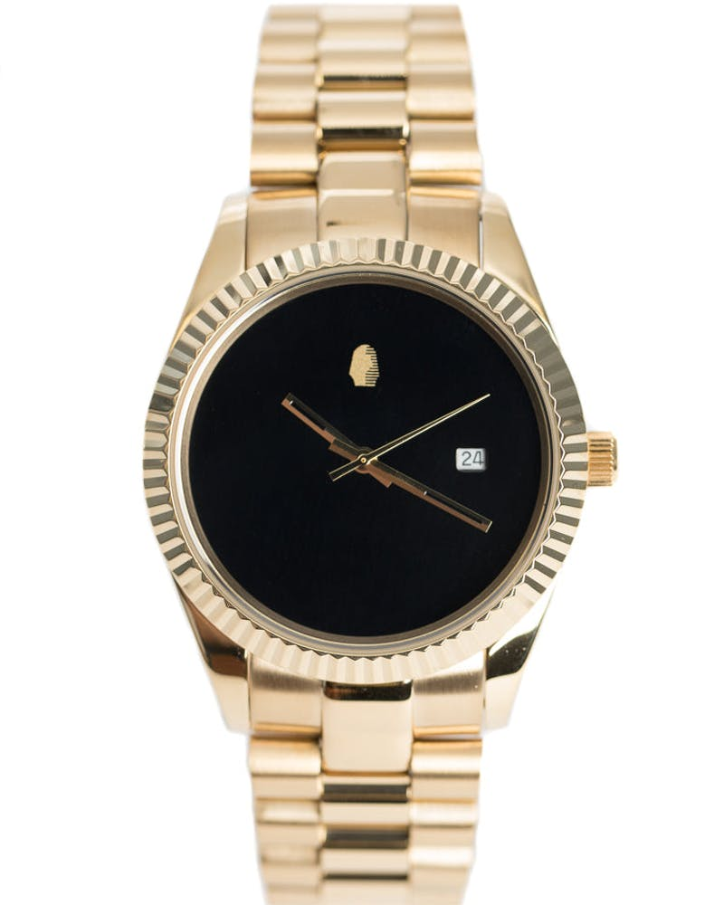 Last Kings Tutt Watch Gold