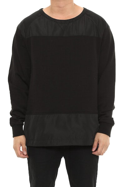 Crooks & Castles Challenger Sweatshirt Black