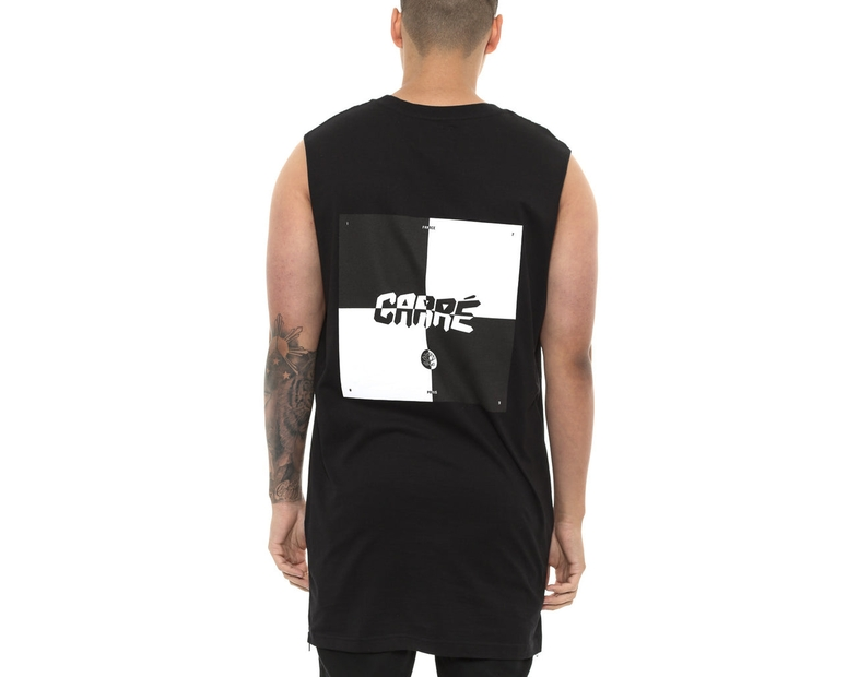 Carré Portal Capone 2 Muscle Tee Black