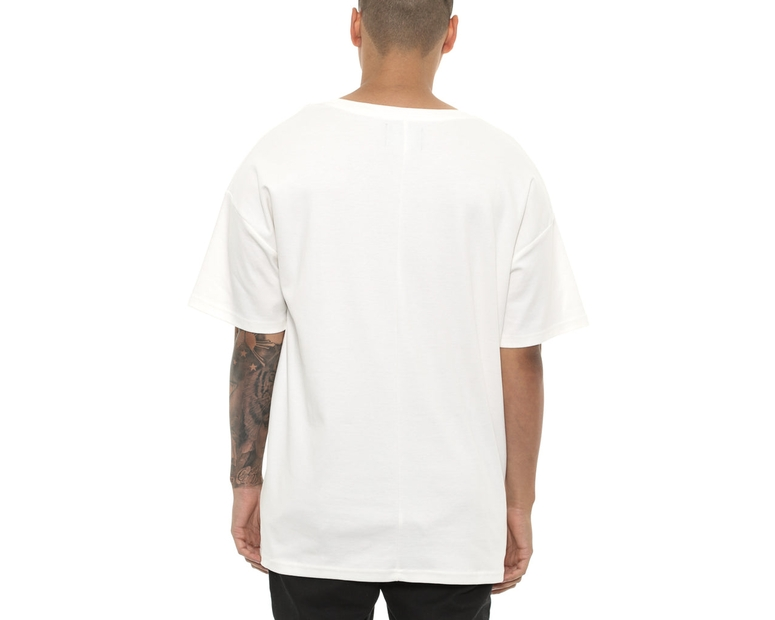 Carré Club Terreux Tee Off White