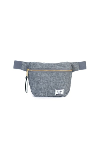 HERSCHEL SUPPLY CO FIFTEEN CROSSHATCH CHARCOAL