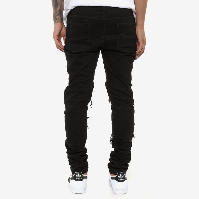 6d6d8332bea Other UK Clothing Limited V2 Roadworn Denim Black Denim – Culture Kings