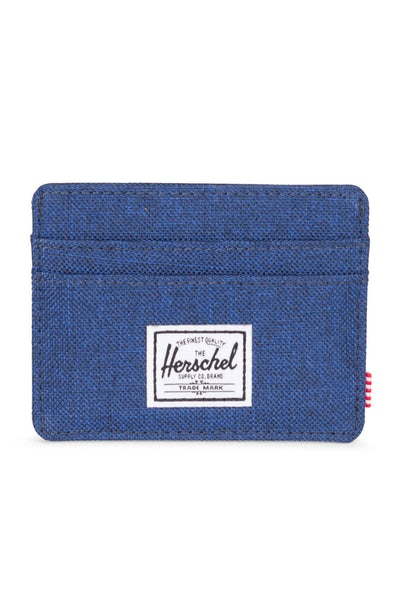 Herschel Supply Co Charlie Crosshatch Wallet Eclipse