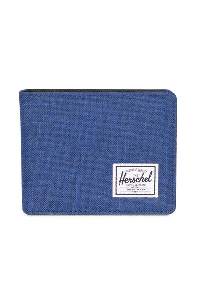 Herschel Supply Co Roy Crosshatch Wallet Eclipse
