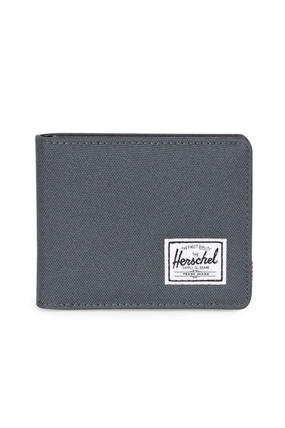 Herschel Supply Co Hank Wallet Dark Grey/Black