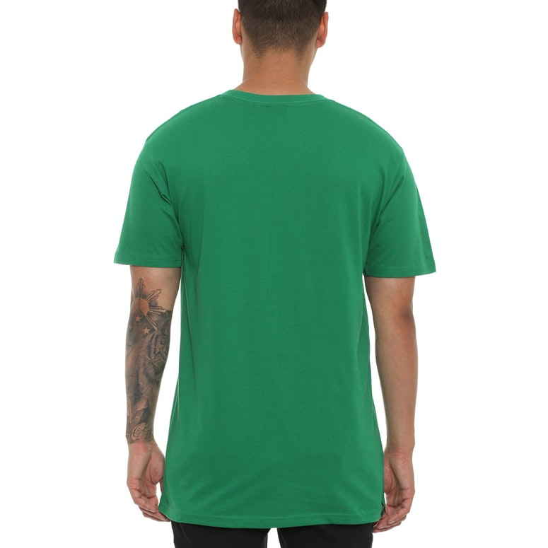 Goat Crew Great Again Tee Green