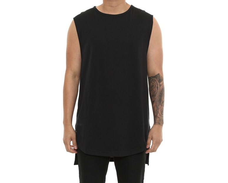Publish Asius Tank Black